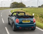 2021 MINI Convertible Sidewalk Edition Rear Three-Quarter Wallpapers 150x120 (4)