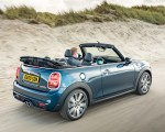 2021 MINI Convertible Sidewalk Edition Rear Three-Quarter Wallpapers 150x120 (10)