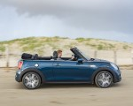 2021 MINI Convertible Sidewalk Edition Side Wallpapers 150x120 (11)