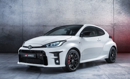 2021 Toyota GR Yaris Wallpapers HD