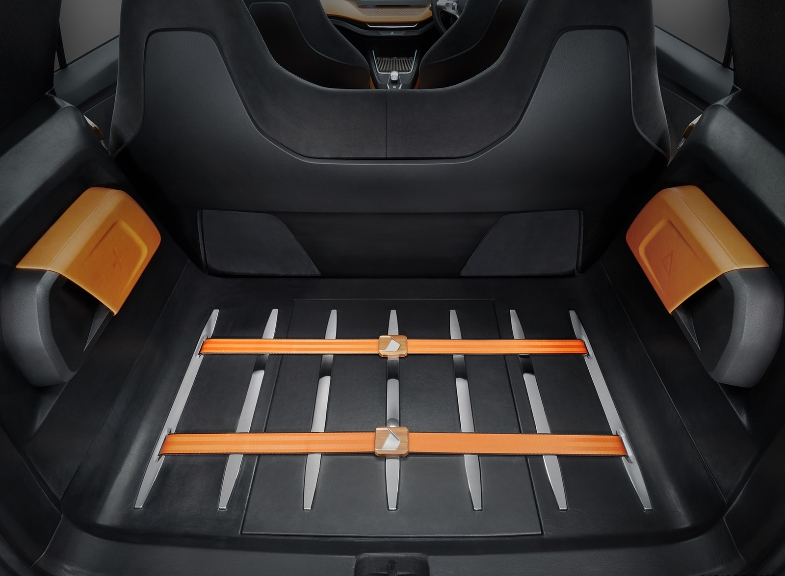 2020 Škoda Vision IN Trunk Wallpapers (9)