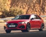 2020 Audi RS 4 Avant (UK-Spec) Front Three-Quarter Wallpapers 150x120 (39)