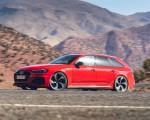 2020 Audi RS 4 Avant (UK-Spec) Front Three-Quarter Wallpapers 150x120 (16)