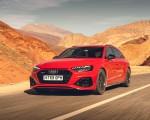 2020 Audi RS 4 Avant (UK-Spec) Front Three-Quarter Wallpapers 150x120 (1)