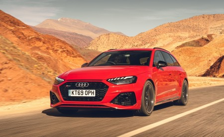 2020 Audi RS 4 Avant (UK-Spec) Wallpapers HD
