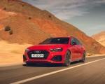 2020 Audi RS 4 Avant (UK-Spec) Front Three-Quarter Wallpapers 150x120 (2)