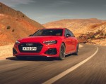 2020 Audi RS 4 Avant (UK-Spec) Front Three-Quarter Wallpapers 150x120 (3)