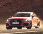2020 Audi RS 4 Avant (UK-Spec) Front Three-Quarter Wallpapers 150x120 (42)