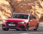 2020 Audi RS 4 Avant (UK-Spec) Front Three-Quarter Wallpapers 150x120 (43)