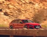 2020 Audi RS 4 Avant (UK-Spec) Front Three-Quarter Wallpapers 150x120 (5)