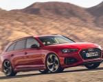 2020 Audi RS 4 Avant (UK-Spec) Front Three-Quarter Wallpapers 150x120 (45)