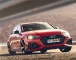 2020 Audi RS 4 Avant (UK-Spec) Front Three-Quarter Wallpapers 150x120 (46)