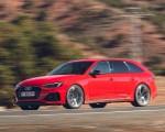2020 Audi RS 4 Avant (UK-Spec) Front Three-Quarter Wallpapers 150x120 (17)