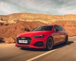 2020 Audi RS 4 Avant (UK-Spec) Front Three-Quarter Wallpapers 150x120 (6)