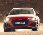 2020 Audi RS 4 Avant (UK-Spec) Front Wallpapers 150x120 (47)