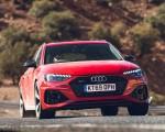 2020 Audi RS 4 Avant (UK-Spec) Front Wallpapers 150x120 (33)