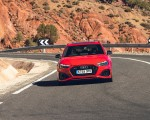 2020 Audi RS 4 Avant (UK-Spec) Front Wallpapers 150x120 (24)