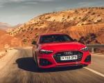 2020 Audi RS 4 Avant (UK-Spec) Front Wallpapers 150x120 (18)