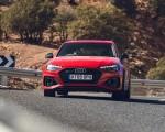 2020 Audi RS 4 Avant (UK-Spec) Front Wallpapers 150x120 (27)
