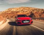 2020 Audi RS 4 Avant (UK-Spec) Front Wallpapers 150x120 (19)