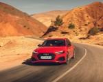 2020 Audi RS 4 Avant (UK-Spec) Front Wallpapers 150x120 (7)