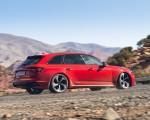 2020 Audi RS 4 Avant (UK-Spec) Rear Three-Quarter Wallpapers 150x120 (29)