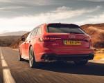 2020 Audi RS 4 Avant (UK-Spec) Rear Three-Quarter Wallpapers 150x120 (8)