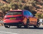 2020 Audi RS 4 Avant (UK-Spec) Rear Three-Quarter Wallpapers 150x120 (37)