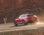 2020 Audi RS 4 Avant (UK-Spec) Rear Three-Quarter Wallpapers 150x120 (38)