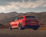 2020 Audi RS 4 Avant (UK-Spec) Rear Three-Quarter Wallpapers 150x120 (9)