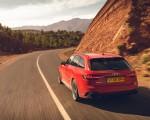 2020 Audi RS 4 Avant (UK-Spec) Rear Wallpapers 150x120 (10)