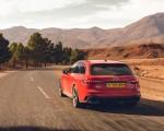 2020 Audi RS 4 Avant (UK-Spec) Rear Wallpapers 150x120 (11)