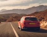 2020 Audi RS 4 Avant (UK-Spec) Rear Wallpapers 150x120 (14)