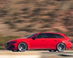 2020 Audi RS 4 Avant (UK-Spec) Side Wallpapers 150x120 (21)
