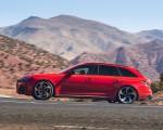 2020 Audi RS 4 Avant (UK-Spec) Side Wallpapers 150x120 (31)