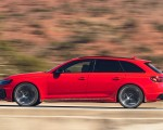 2020 Audi RS 4 Avant (UK-Spec) Side Wallpapers 150x120 (22)