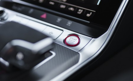 2020 Audi RS 6 Avant (UK-Spec) Central Console Wallpapers 450x275 (126)