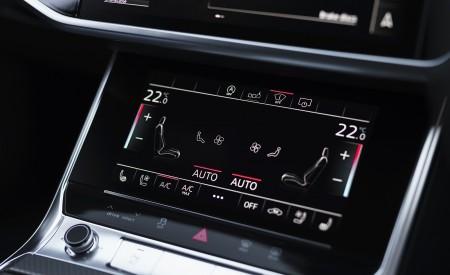 2020 Audi RS 6 Avant (UK-Spec) Central Console Wallpapers 450x275 (125)