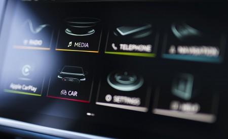 2020 Audi RS 6 Avant (UK-Spec) Central Console Wallpapers 450x275 (124)