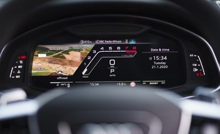 2020 Audi RS 6 Avant (UK-Spec) Digital Instrument Cluster Wallpapers 450x275 (115)