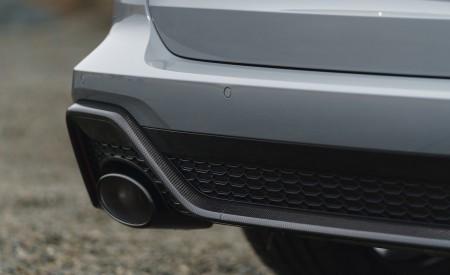 2020 Audi RS 6 Avant (UK-Spec) Exhaust Wallpapers 450x275 (102)