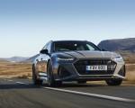 2020 Audi RS 6 Avant (UK-Spec) Front Three-Quarter Wallpapers 150x120 (2)