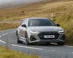 2020 Audi RS 6 Avant (UK-Spec) Front Three-Quarter Wallpapers 150x120 (37)