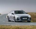 2020 Audi RS 6 Avant (UK-Spec) Front Three-Quarter Wallpapers 150x120 (25)