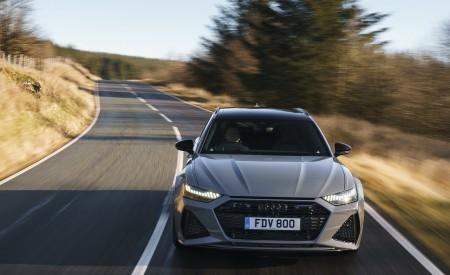 2020 Audi RS 6 Avant (UK-Spec) Front Wallpapers 450x275 (15)