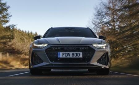 2020 Audi RS 6 Avant (UK-Spec) Front Wallpapers 450x275 (16)