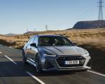 2020 Audi RS 6 Avant (UK-Spec) Front Wallpapers 150x120 (6)