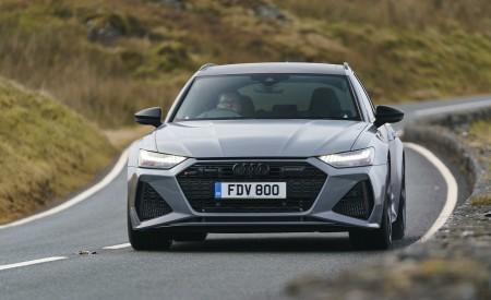 2020 Audi RS 6 Avant (UK-Spec) Front Wallpapers 450x275 (40)