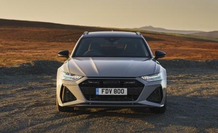 2020 Audi RS 6 Avant (UK-Spec) Front Wallpapers 450x275 (62)