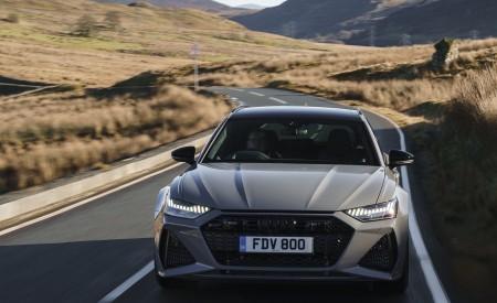 2020 Audi RS 6 Avant (UK-Spec) Front Wallpapers 450x275 (11)